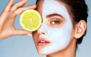 Как быстро и эффективно отбелить кожу лица дома?