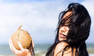 Масло кокосовое для волос — лечебные свойства и принцип действия