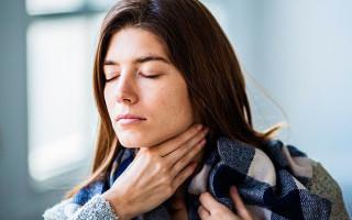 Причины, виды и лечение прыщей в горле у детей
