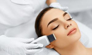 Как проводится чистка лица ультразвуковая?
