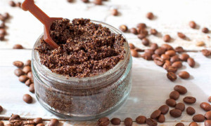 Как сделать кофейный скраб самостоятельно?