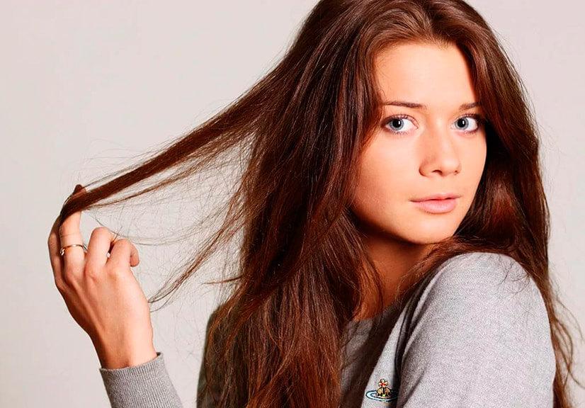 Как отрастить волосы - правильное питание, маски и отвары для полоскания