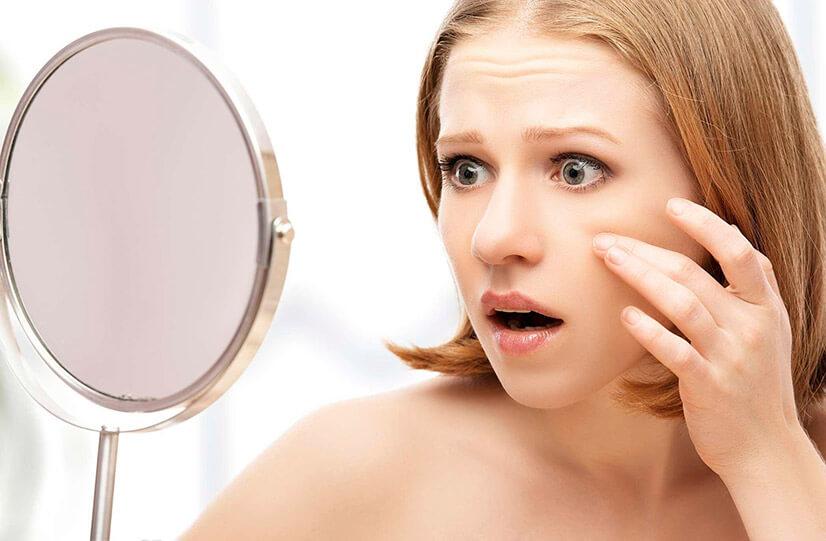 Жировики на лице - причины появления, виды, лечение, профилактика