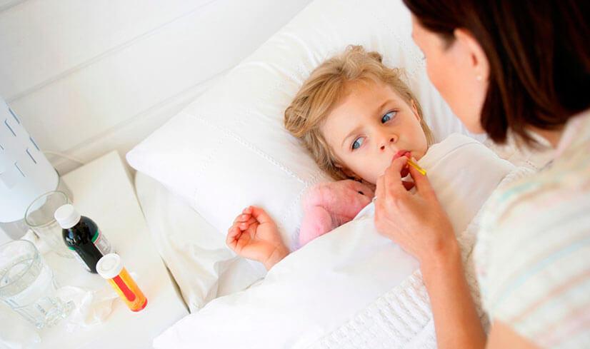 Как выглядит корь у ребенка на фото и как лечить заболевание?