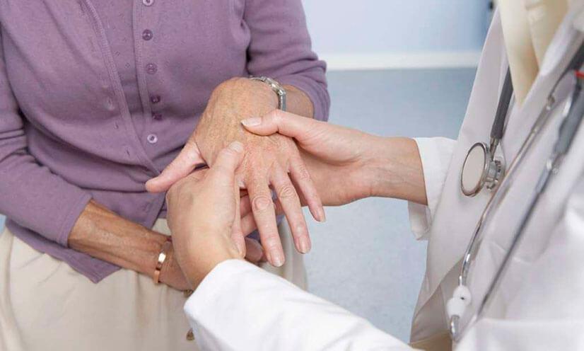 Стадии и лечение склеродермии
