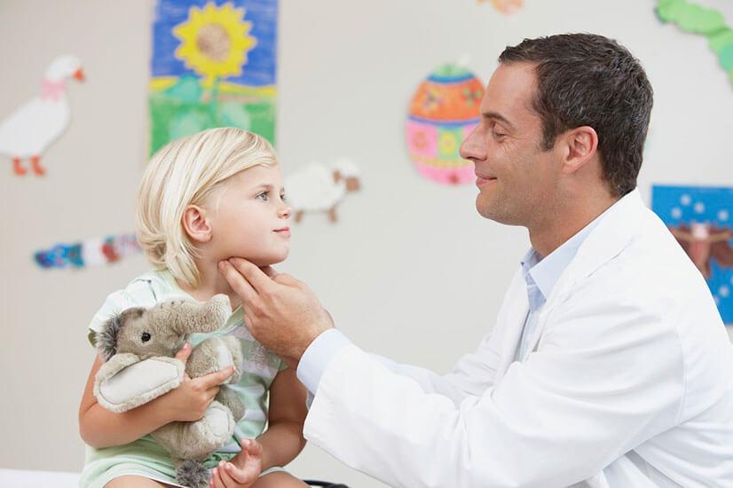 Как выглядит и как лечить контактный дерматит у детей?