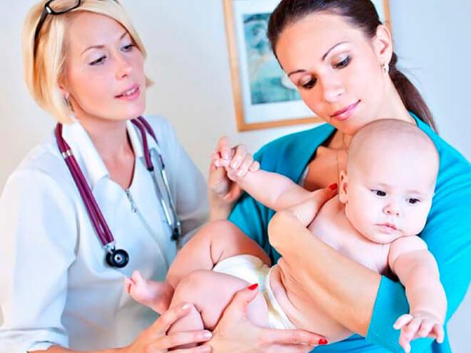 Профилактика от высыпаний на лице у новорожденных