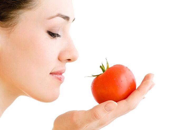 Польза томатов для кожи