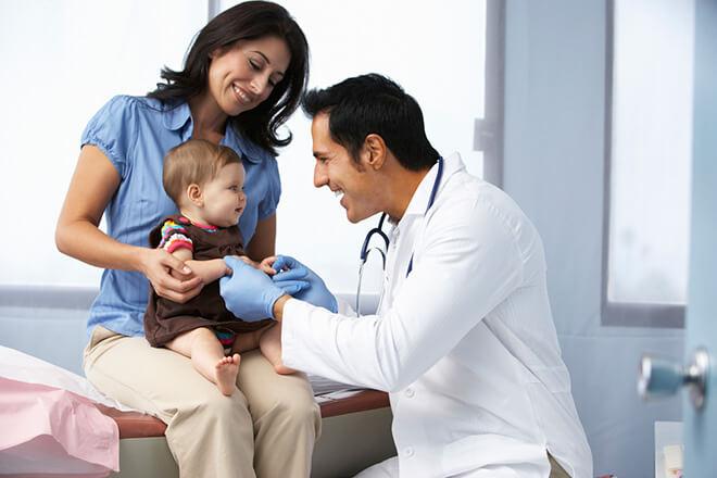 Диагностики герпетической инфекции у детей