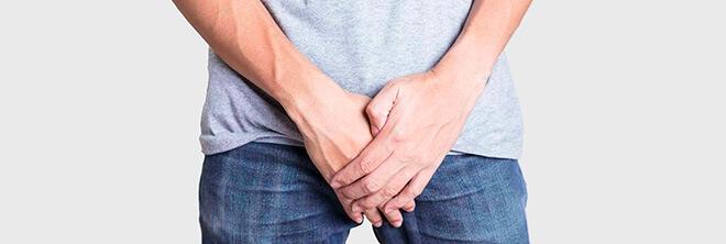 Диагностика жжения в паху у мужчин