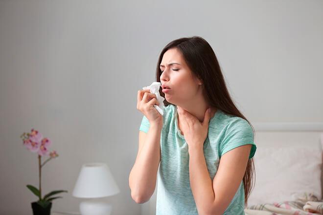 Как лечить аллергический кашель?