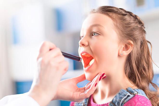 появления пупырышек на языке у ребенка