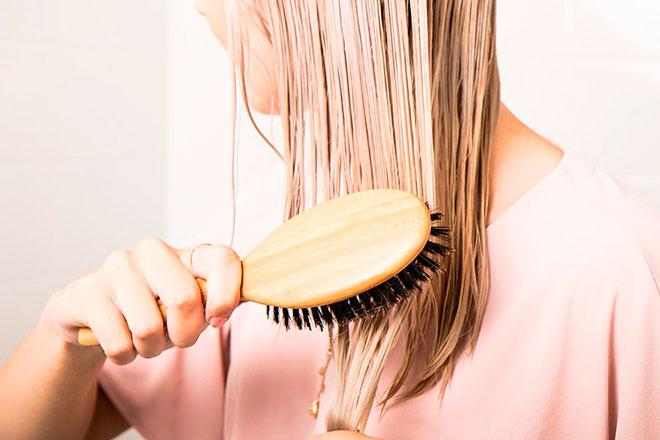 Правила применения питательных масок для волос